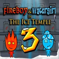 Fireboy and Watergirl 3 Ice Temple